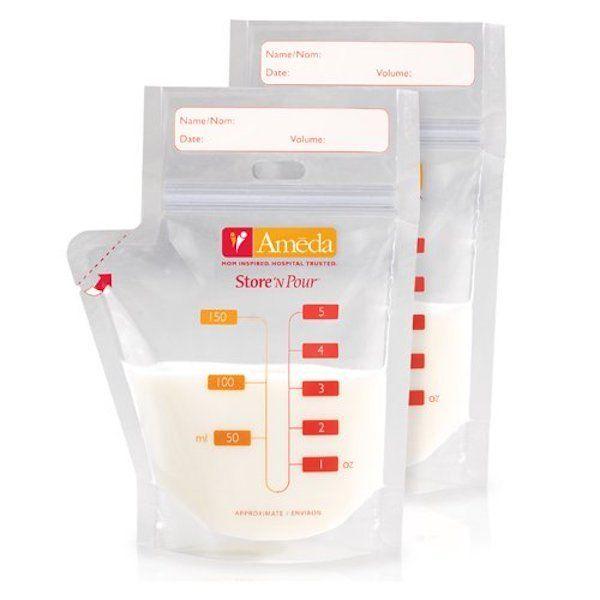 Ameda Breast Milk Bags