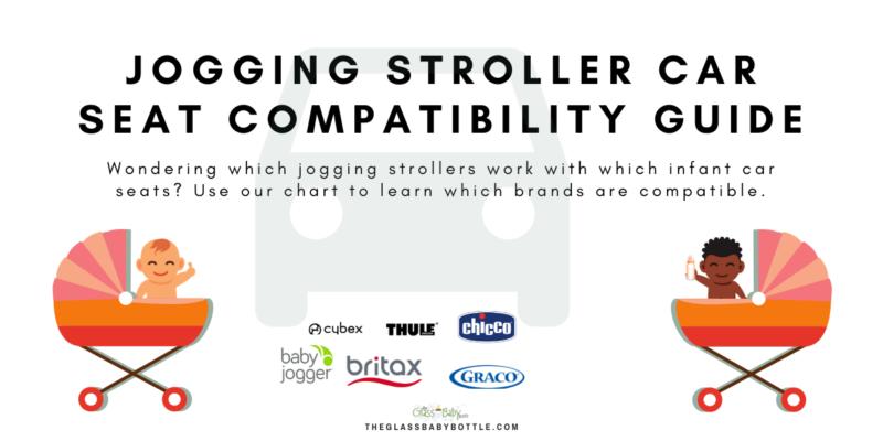 Jogging Stroller Car Seat Compatibility Guide