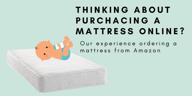 Buying a Mattress on Amazon