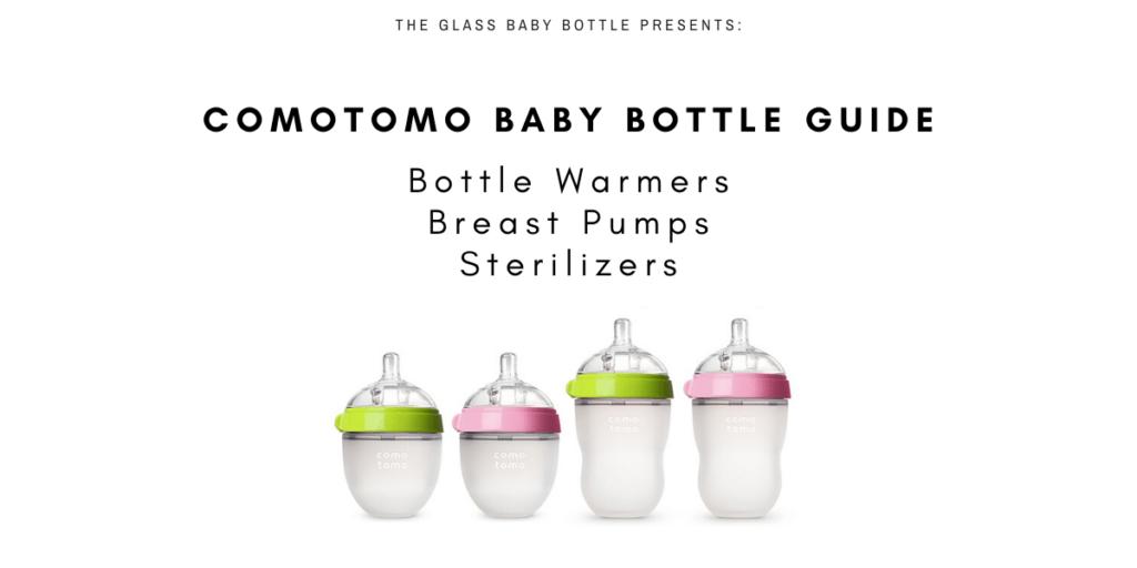 Comotomo bottle guides