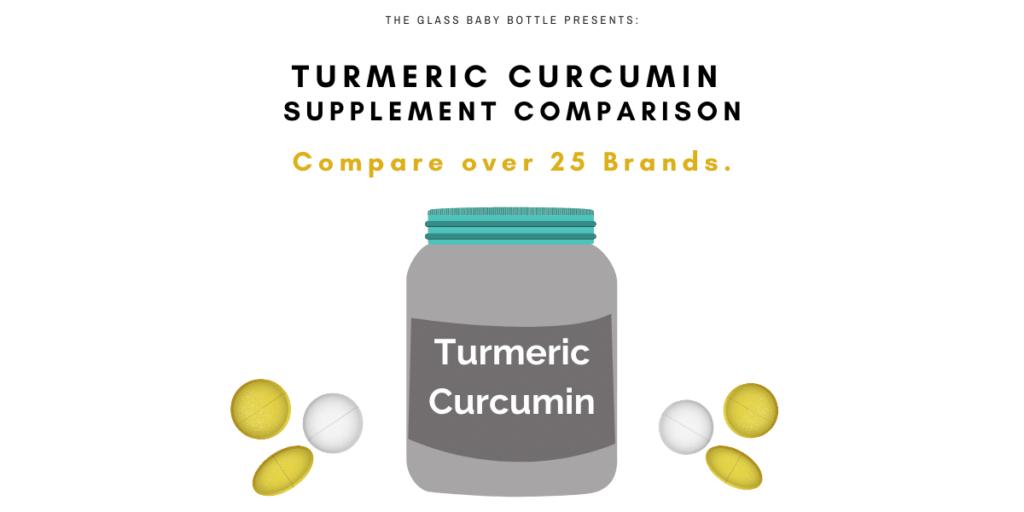 Turmeric Curcumin Comparison Guide